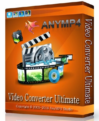 Download AnyMP4 Video Converter Ultimate 6.1.2 Full Version with Crack