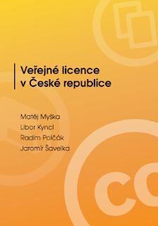 Veřejné licence v České republice (PDF)