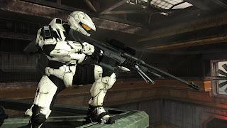 Halo Game HD Sniper Wallpaper