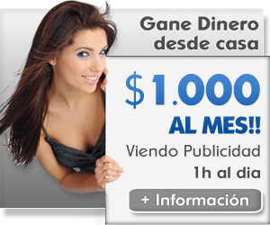 Gane dinero desde casa con internet