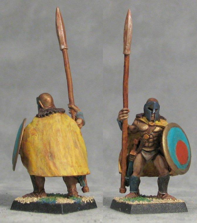 the Fallen Hoplite