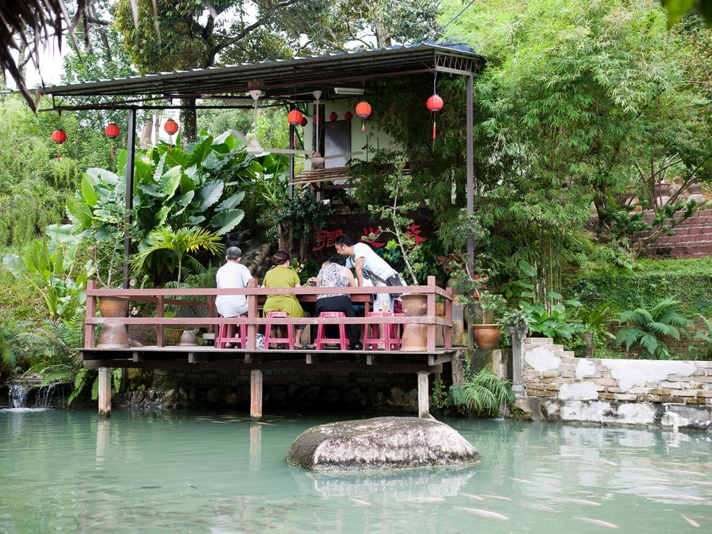 Spring garden relaxation restaurant for Spring garden jamaican restaurant