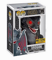 Funko Pop! Red Eyes Drogon