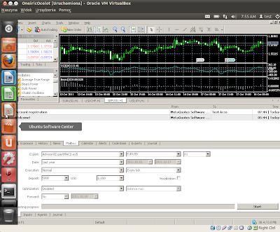 Forex platform for ubuntu