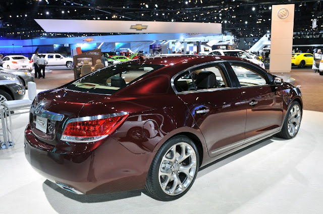 Several Artistic Concepts For Main Door : Several Artistic Concepts For Main Door : 2016 Buick Lacrosse