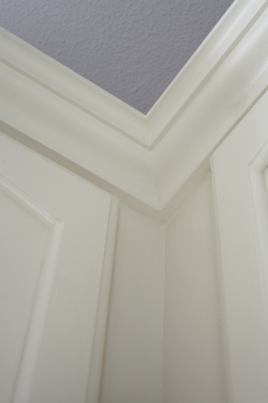 How To Cut Crown Molding For Kitchen Cabinets