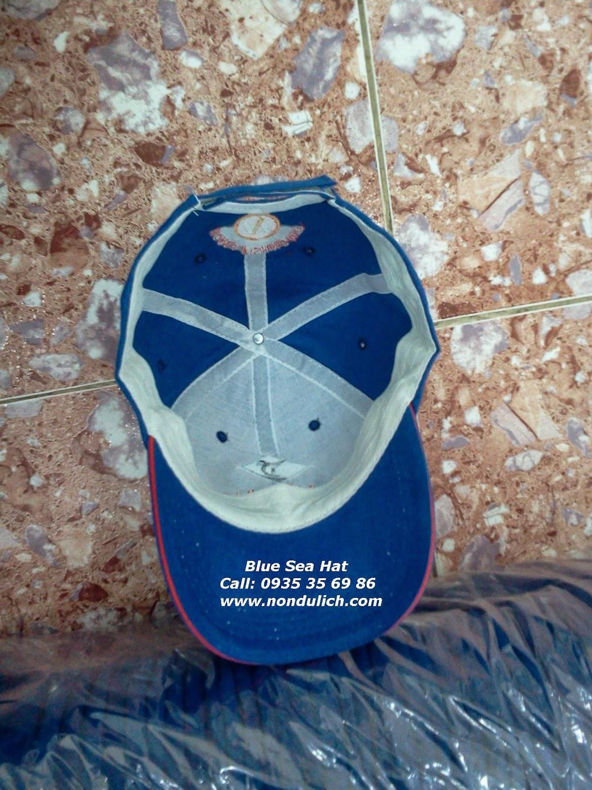 mũ du lịch, mũ quảng cáo giá rẻ
