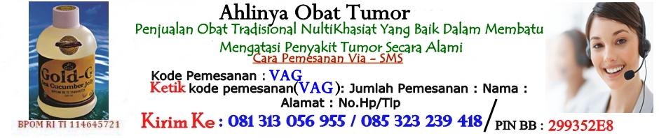 Ahlinya Obat Tumor