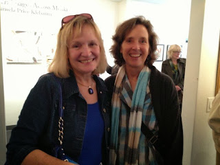 Sherry Kleinman and Linda Miller
