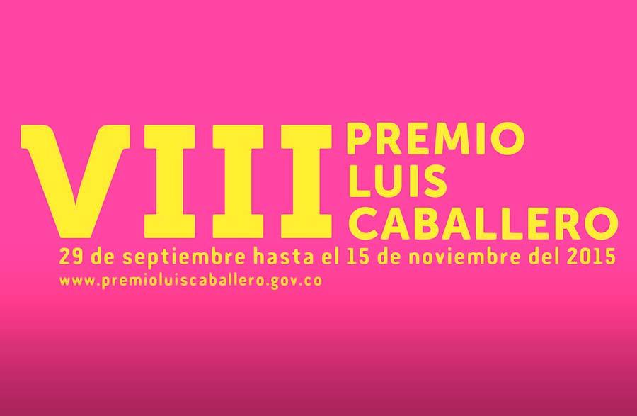VIII Premio Luis Caballero
