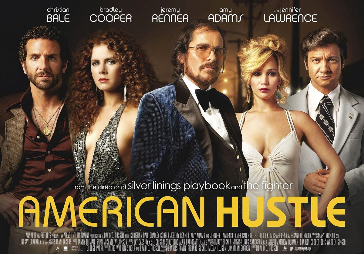 American Hustle: Final Preview