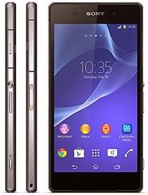 Harga Sony Xperia Z2 Terbaru dan Spesifikasi
