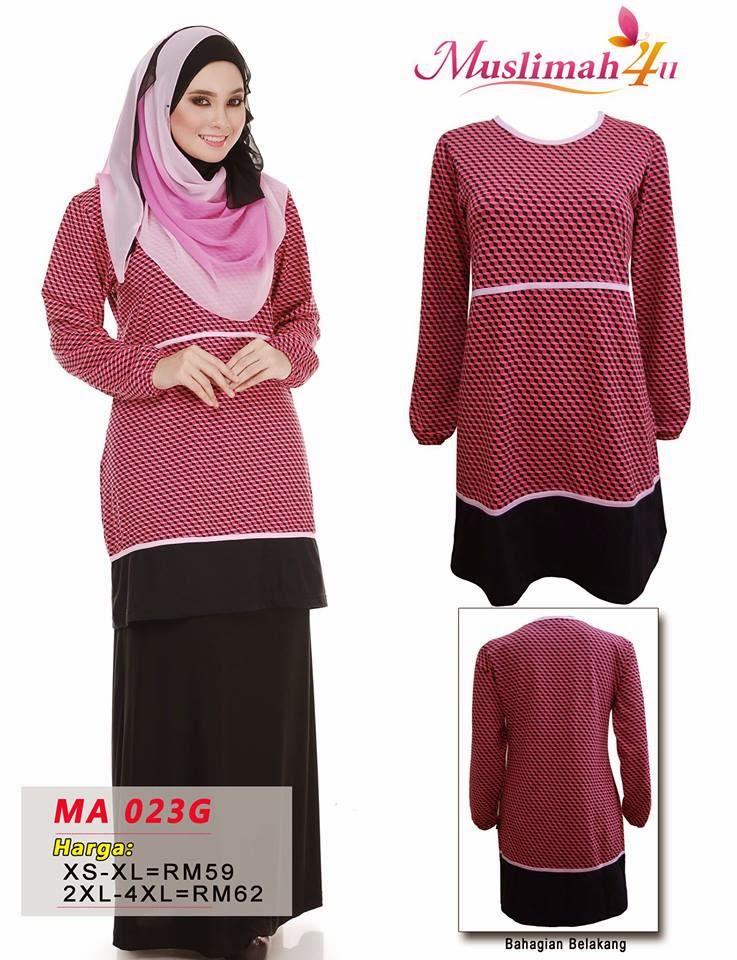 T-shirt-Muslimah4u-MA023G