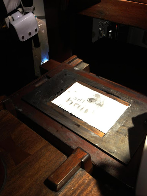 Gutenberg Press at The Mind Museum