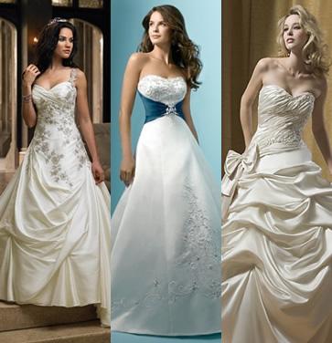 Lindos vestidos de casamento - mês das noivas - 03