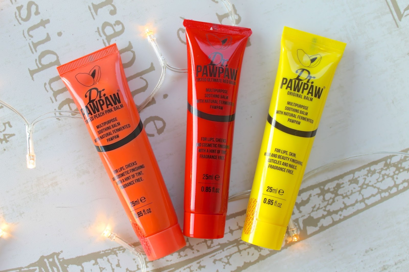 Dr PawPaw cream review blog