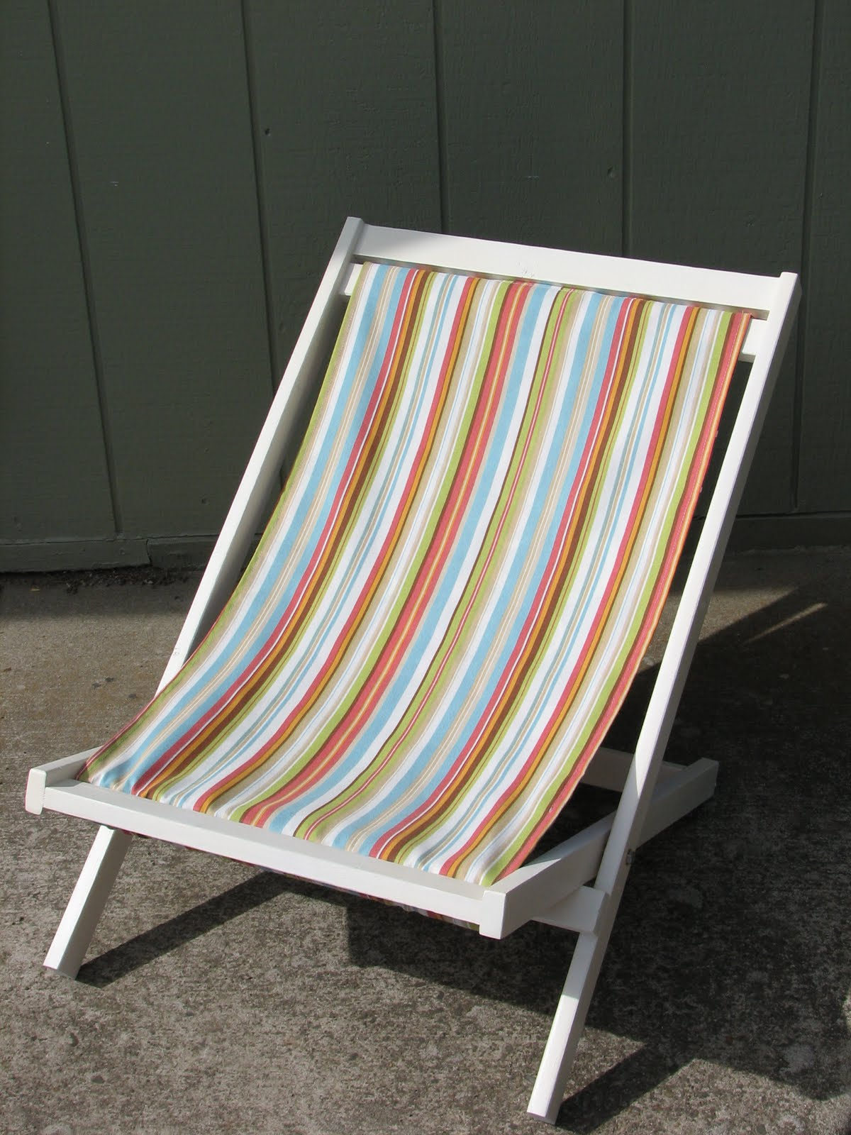 The Laundry Will Wait Child Size Folding Beach Chair