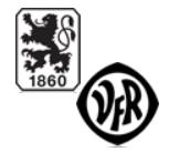 1860 München - VfR Aalen