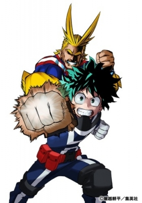My Hero Academia Season 2: Hero Notebook