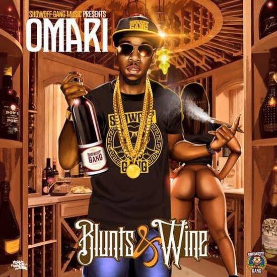 Mixtape: Omari - Blunts & Wine