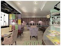 Дизайн кафе-пекарни Меланж