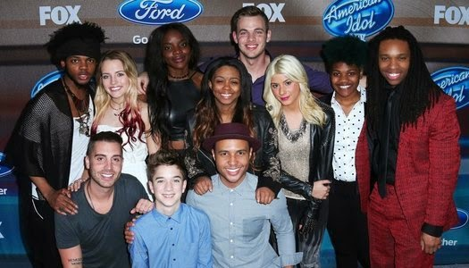 Cuatro finalistas de American Idol comenzaron cantando en una iglesia