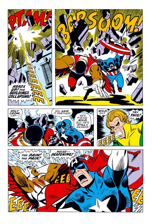 Captain America (1968) Issue #172 #86 - English 16