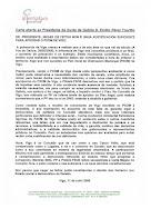 CARTA ABERTA AO PRESIDENTE DA XUNTA D. EMILIO PÉREZ TOURIÑO (ANO 2008)