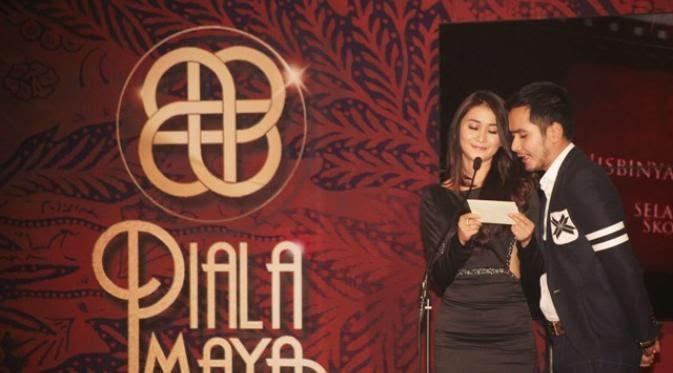 Berikut Daftar Pemenang Piala Maya 2014
