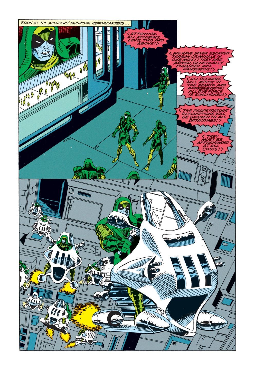 Captain America (1968) Issue #399 #338 - English 6