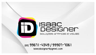 ISAAC DESIGNER EM ITAPORANGA-PB