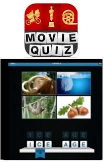Solution movie Quiz niveau 5