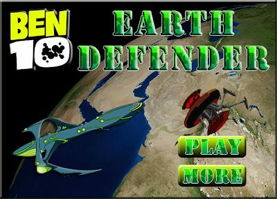 Ben 10 Earth Defender