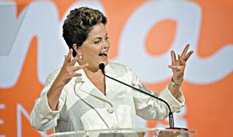 Dilma, la melhor
