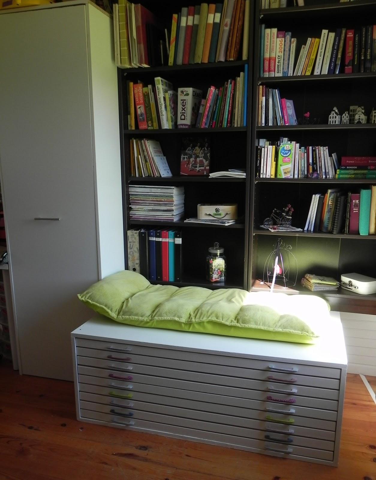 Barbouillots & bidouillis: meuble pour plan...