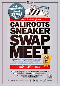 Caliroots Sneaker Swap Meet 2013