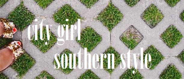 city girl southern style