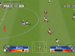 Download Shot Soccer PS1 ISO For PC Full Version Free ZGASPC