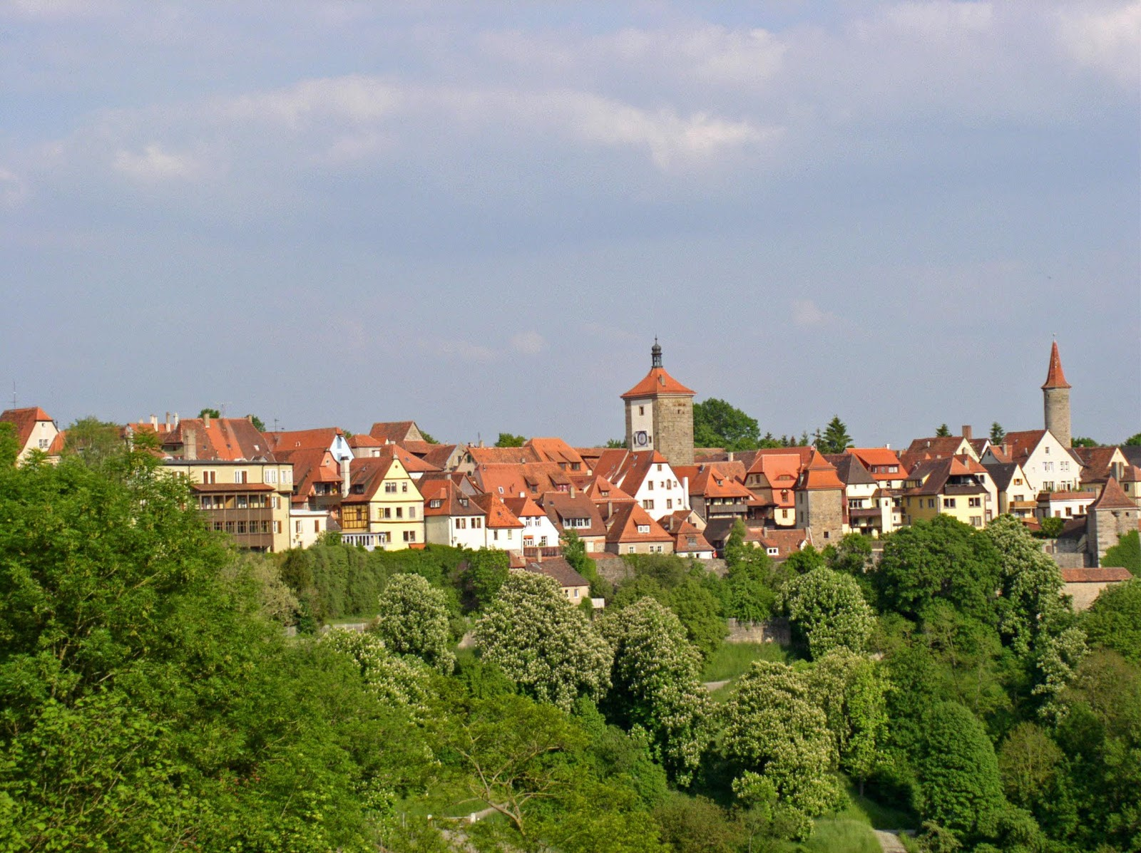 World Beautifull Places Beautiful Places Rothenburg Ob Der Tauber Germany