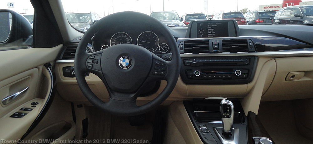 First Look At The BMW I Sedan Gallery Latest Auto Design - Bmw 320i 2012