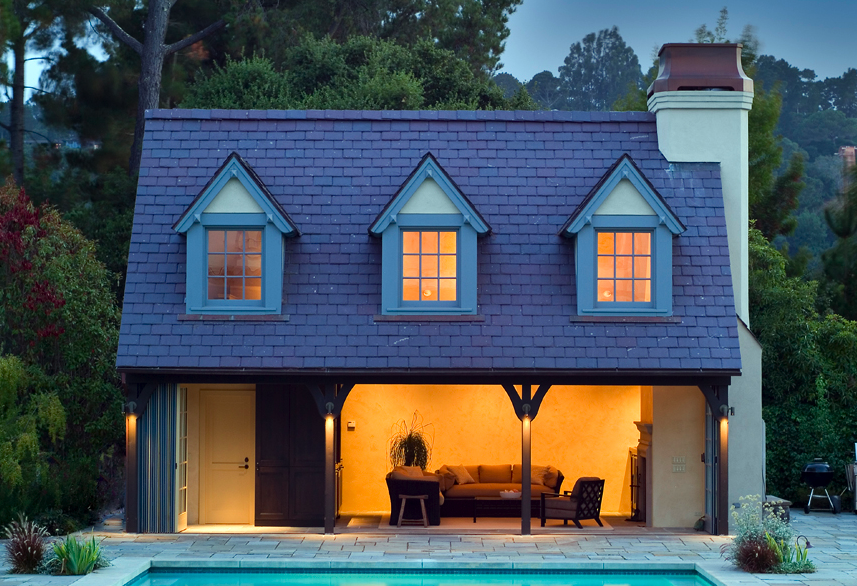 Vignette design tuesday inspiration pool houses caba as for Pool houses and cabanas
