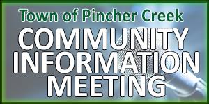 Town info meeting