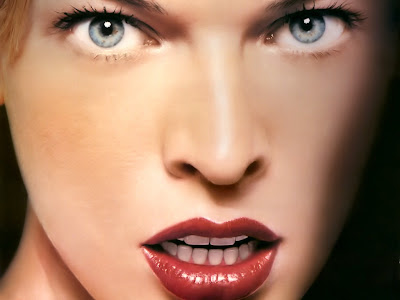 Milla Jovovich latest Wallpaper