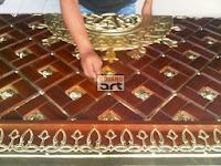 harga kerajinan pintu masjid