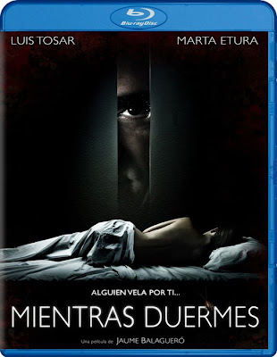 Mientras Duermes (2011) 720p BRRip 698MB mkv Castellano