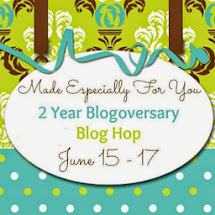 Made Especially For You Blogoversary