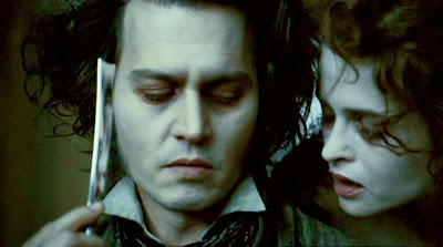 Johnny Deep Sweeney Todd