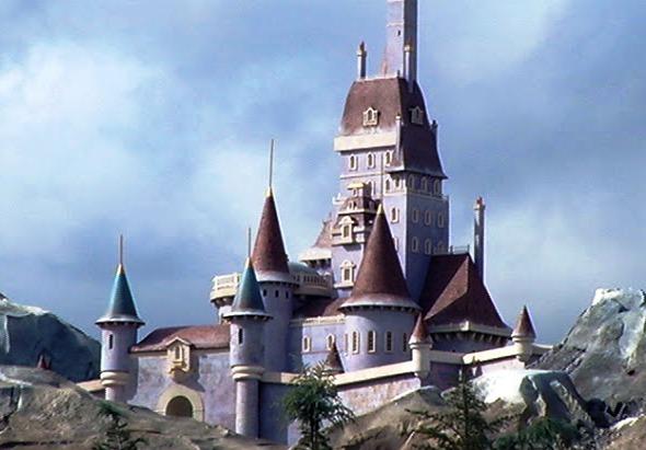 Castelo Bela e a Fera Disney Orlando