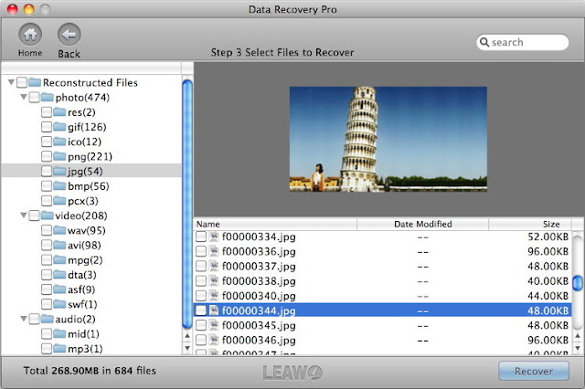 Recover Deleted Files from Galaxy S3