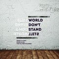 "Song: ""World Don't Stand Still"" Grant Flows ft. The Palmer Squares & ProbCause"